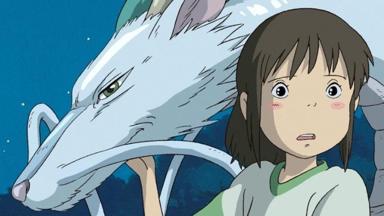 Haku, Chihiro, Spirited Away