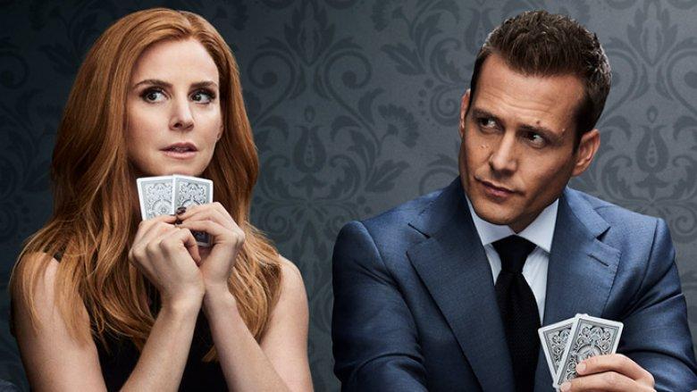 Suits season 8 promo poster