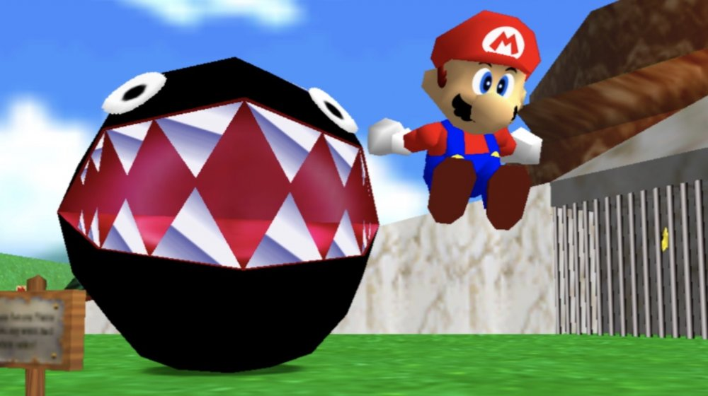 Super Mario 64 Bob-omb
