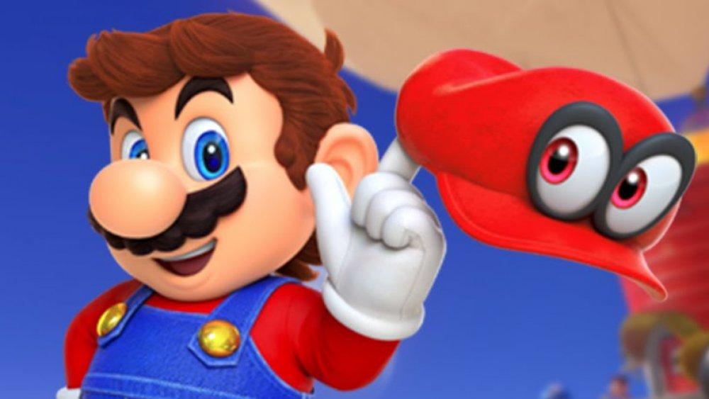 Mario and Cappy