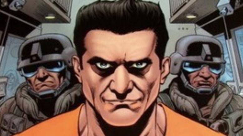 Supercrooks #1 Variant cover