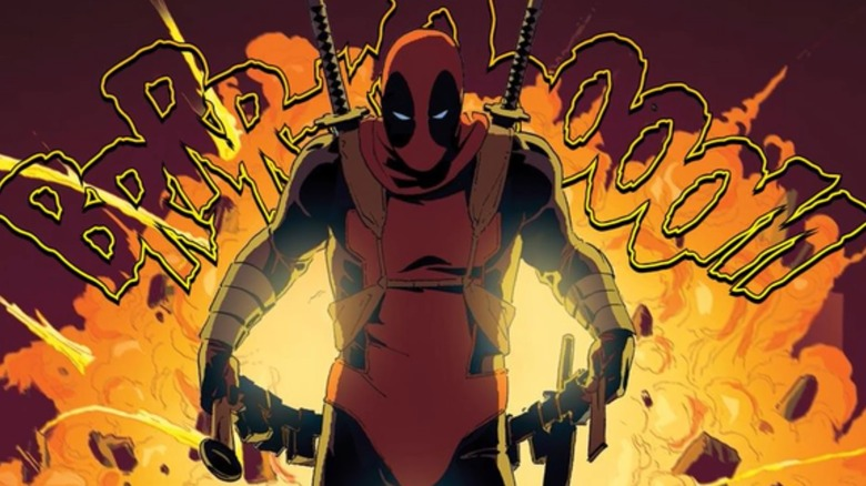 "Wade Wilson/Deadpool by Dalibor Talajic from ""Deadpool Kills the Marvel Universe"""