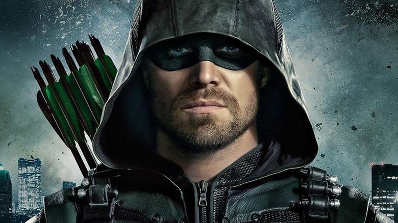 Promotional art for Arrow