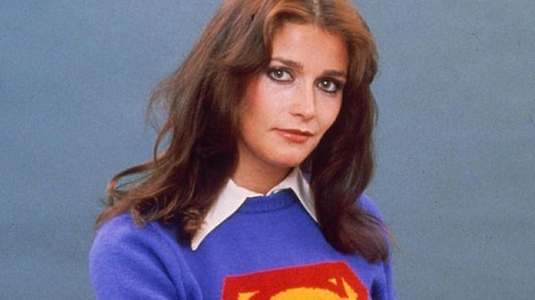 Margot Kidder as Lois Lane in Superman