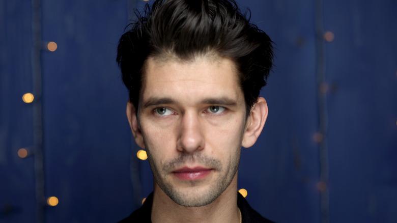 Ben Whishaw at Sundance IMDb Studio