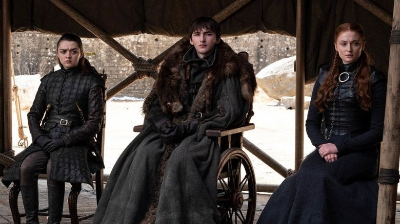 Game of Thrones finale commentary track