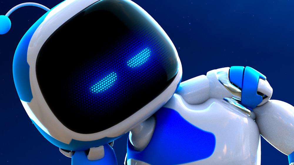 PlayStation Astro Bot Reclining