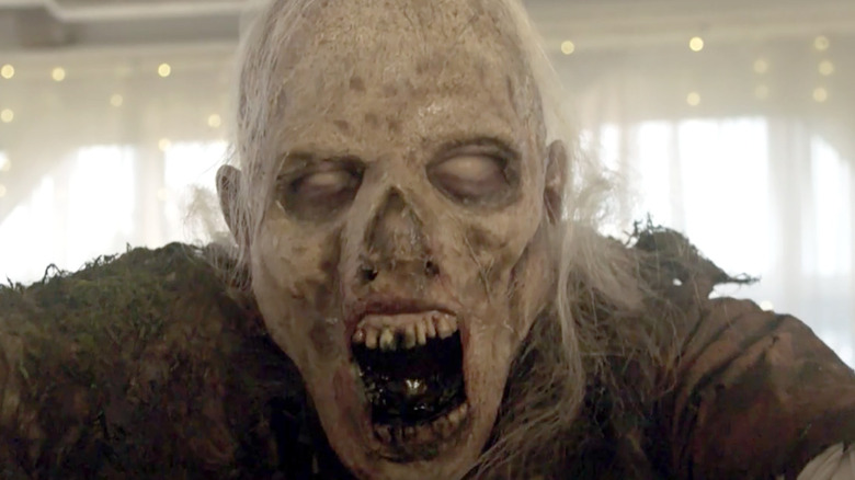Syfy's Day of the Dead zombie