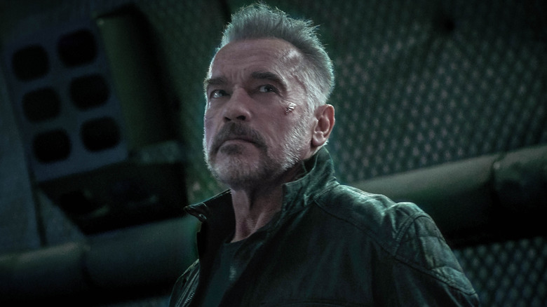Still from Terminator: Dark Fate