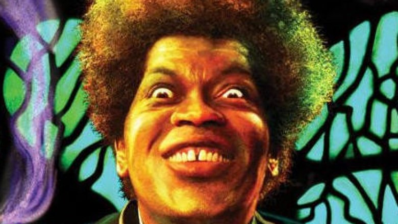 Clarence Williams III as Mr. Simms in Tales from the Hood