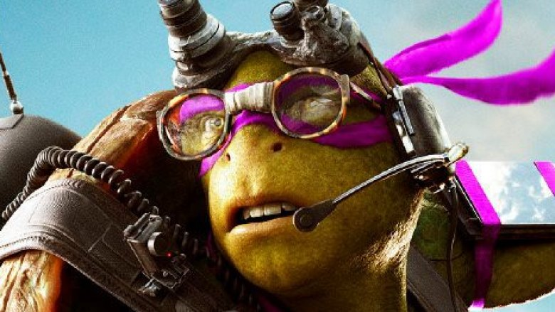 Donatello in Teenage Mutant Ninja Turtles: Out of the Shadows