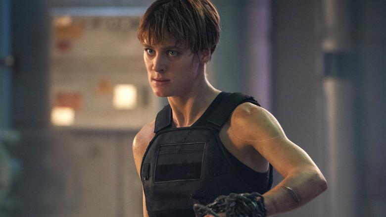Mackenzie Davis in Terminator: Dark Fate