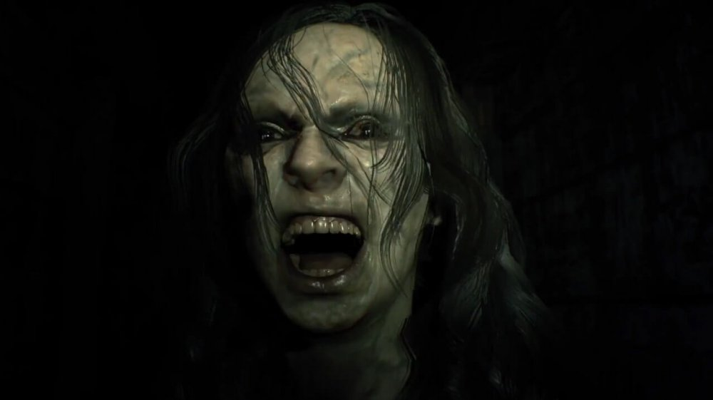 terrifying, game moment, horror game, scary, streamer, pushed, too far, scream, jumpscare