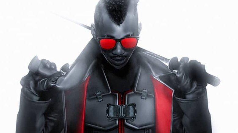BossLogic Mahershala Ali as Blade fan edit