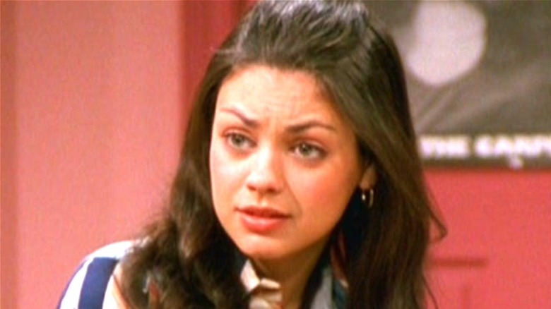 Jackie looking upset in That '70s Show