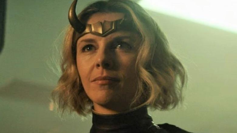 Sophia Di Martino on Loki