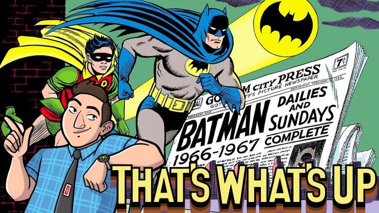 Batman newspaper strip