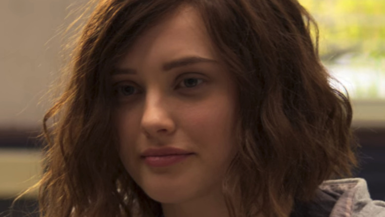 Katherine Langford in 13 Reasons Why