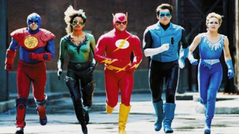 The Justice League from Justice League of America 1997