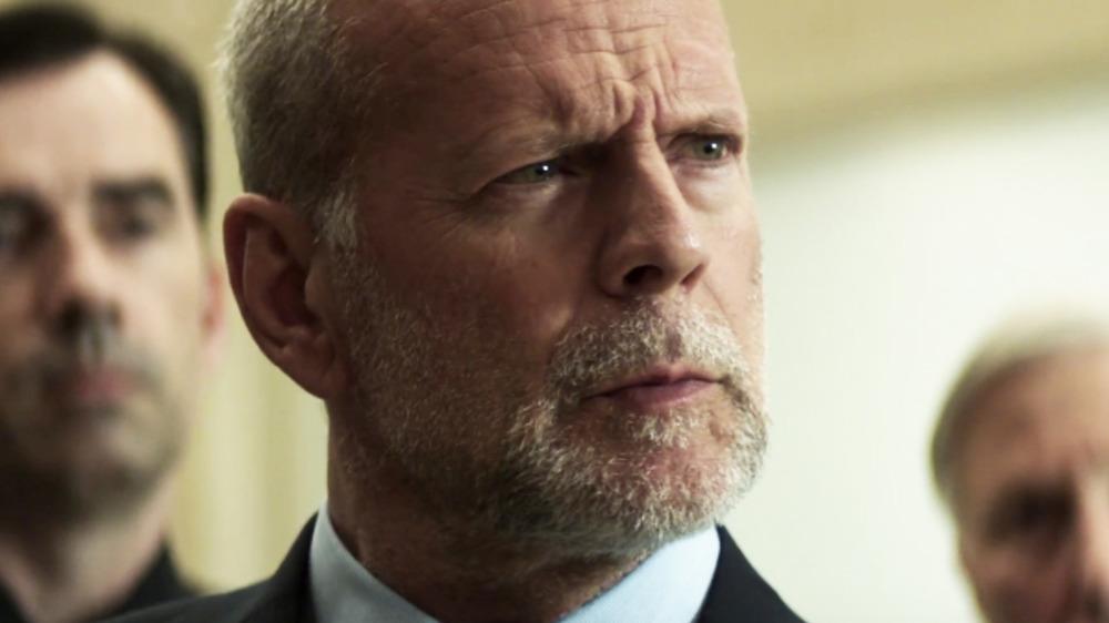 Bruce Willis in Marauders