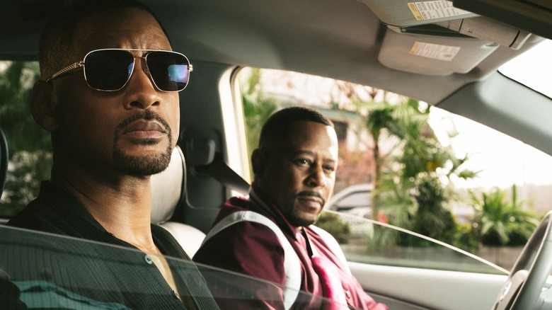 Will Smith and Martin Lawrence star in 2020's highest-grossing movie, Bad Boys for Life