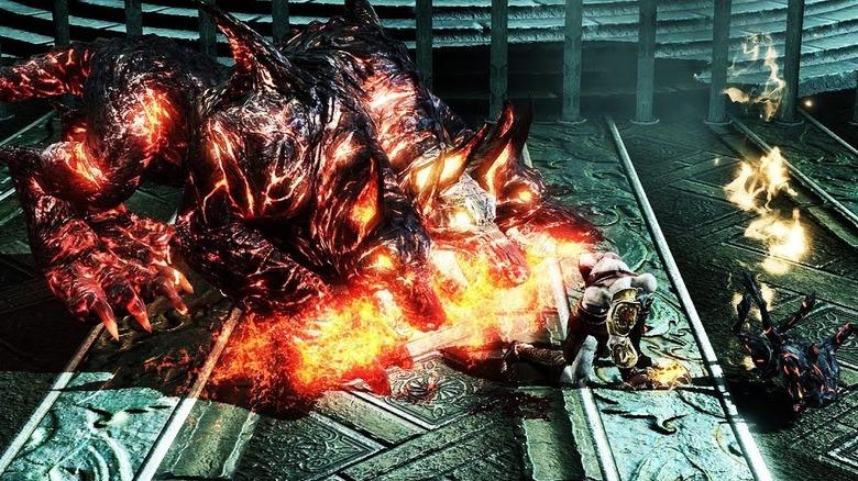Cerberus Boss Fight