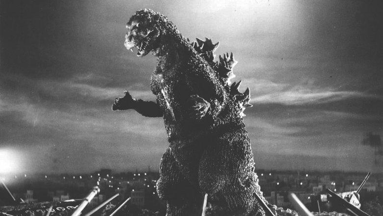 Scene from Godzilla 1954