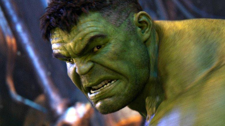 Hulk in Avengers: Infinity War