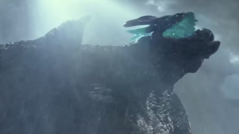 Monster from Pacific Rim
