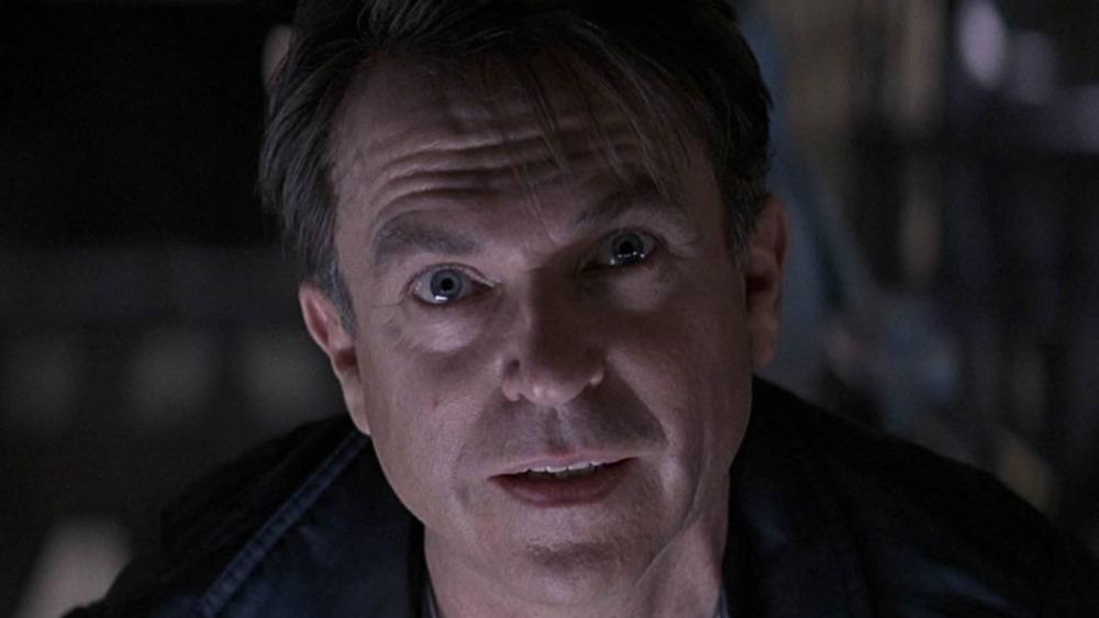 Event Horizon Sam Neill Face