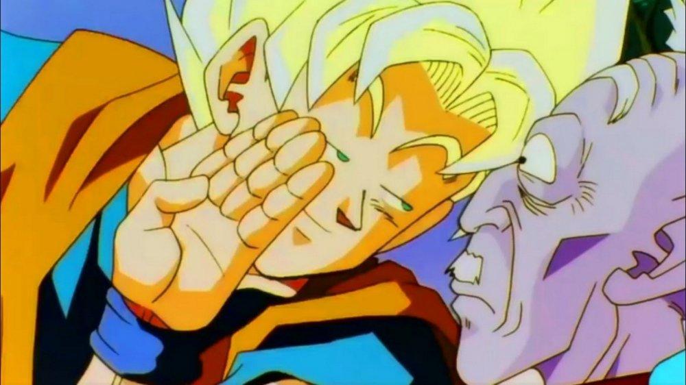 Goku in Dragon Ball Z
