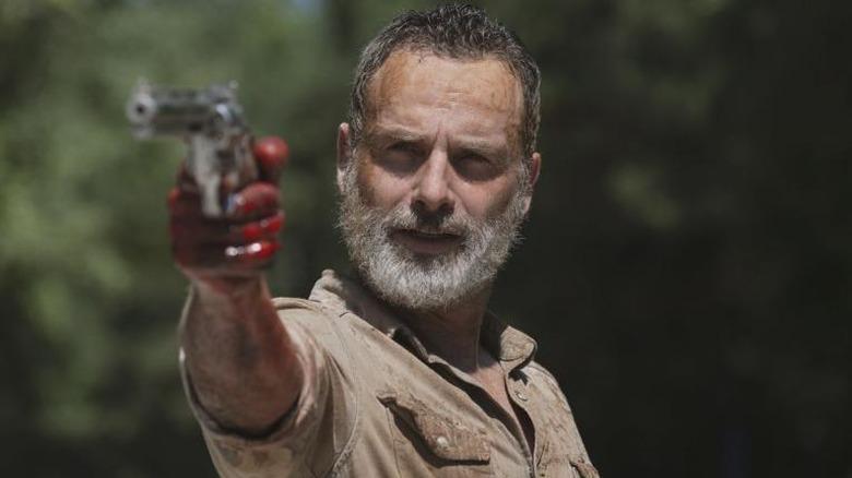 Still from The Walking Dead