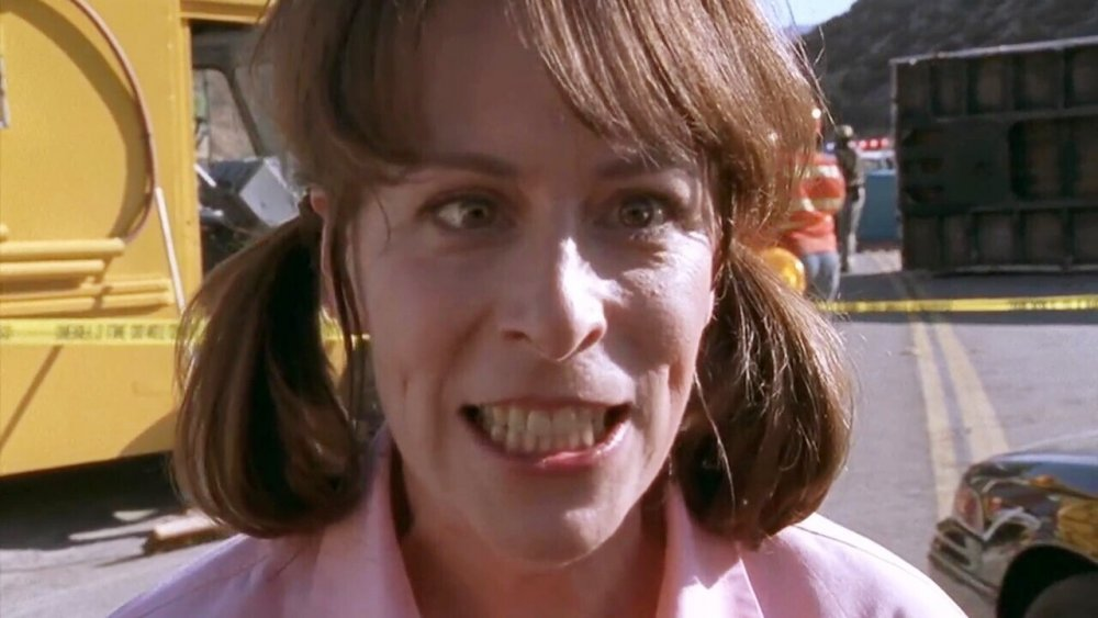 Jane Kaczmerek as Lois Wilkerson on Malcolm in the Middle
