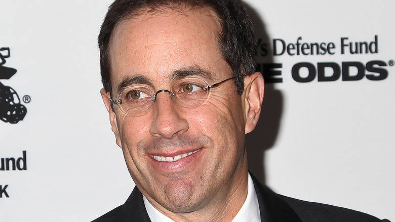 Jerry Seinfeld at event