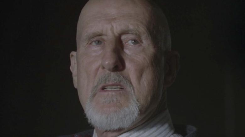 James Cromwell unhappy in Asylum