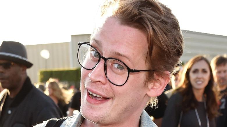 Macaulay Culkin headshot