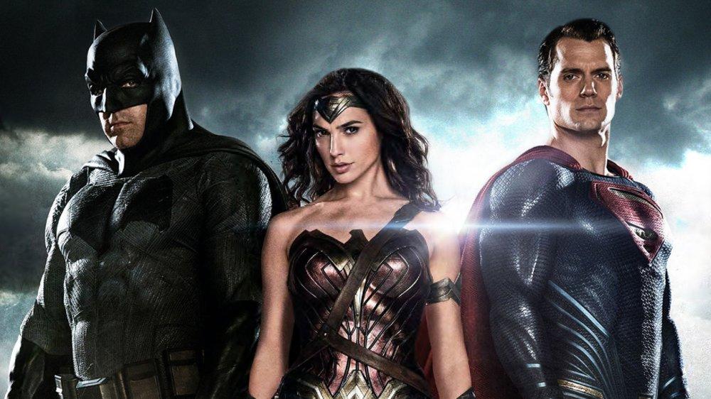 Batman V Superman : Dawn of Justice promo image