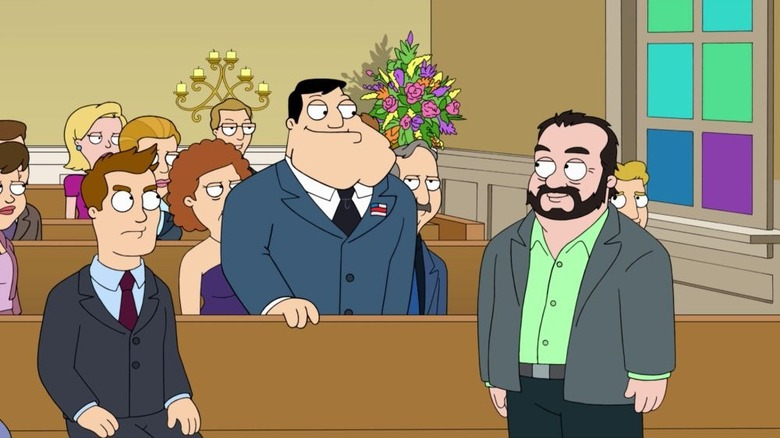 The American Dad! Episode You Forgot American Pickers' Frank Fitz Starred In