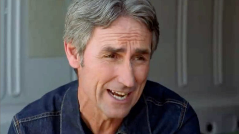 Mike Wolfe on NCIS