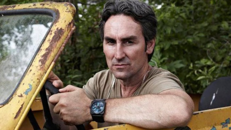 Mike Wolfe in American Pickers