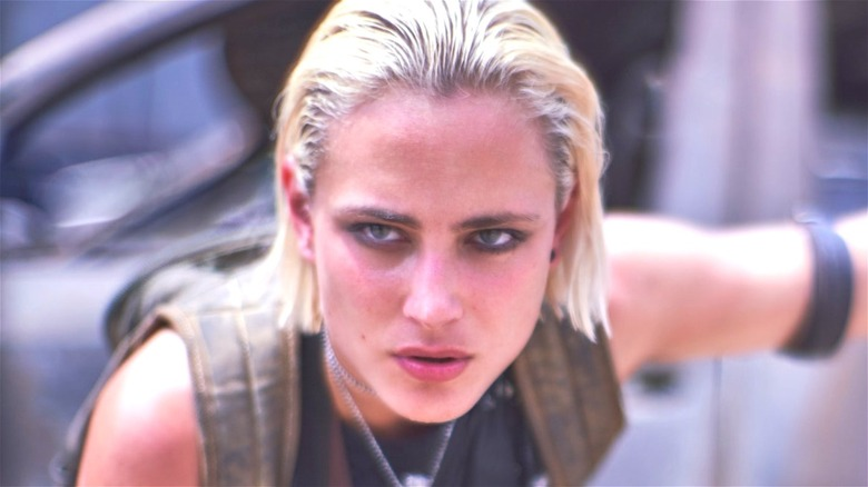 Nora Arnezeder in Army of the Dead