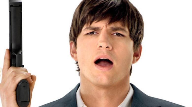 Ashton Kutcher gun Killers movie 2010