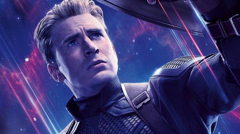 Captain America Avengers Endgame deleted scene