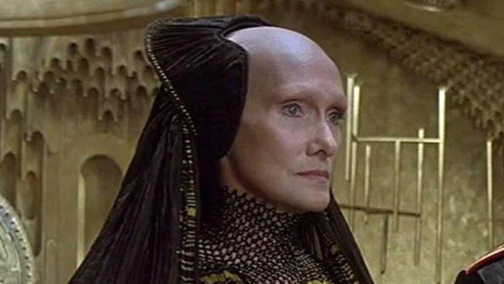 Siân Phillips as Reverend Mother Gaius Helen Mohiam in Dune