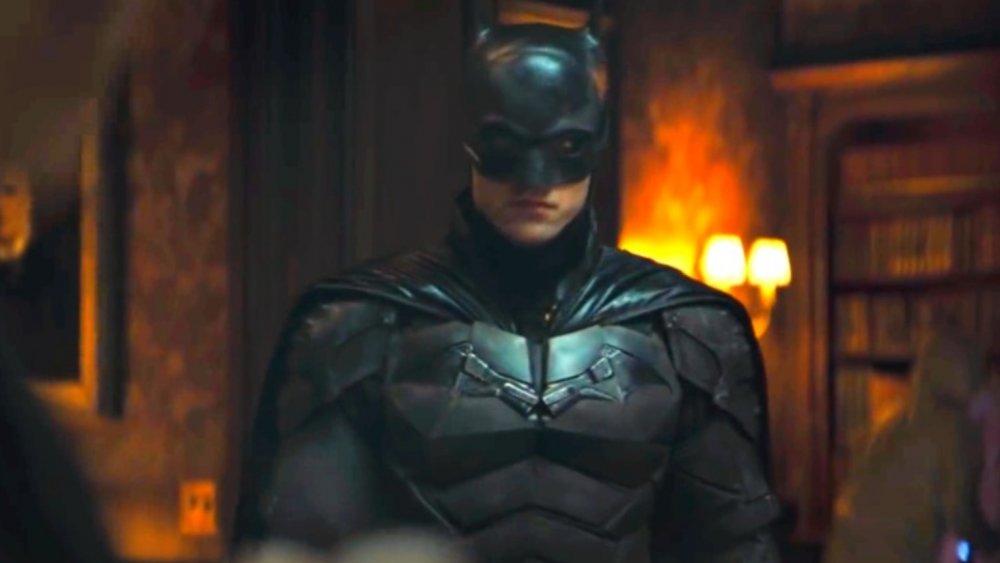 Promo photo for The Batman of Robert Pattinson as Batman