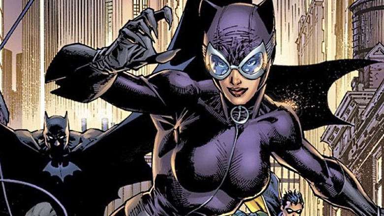 Catwoman 80th Anniversary 100-Page Super Spectacular #1 Variant Cover