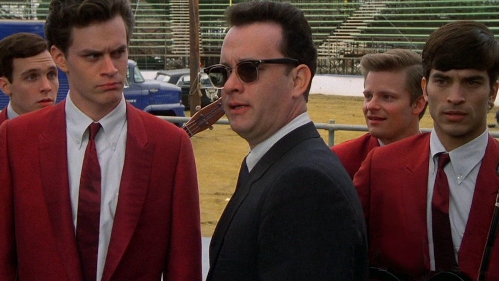 Tom Hanks and the cast of That Thing You Do!