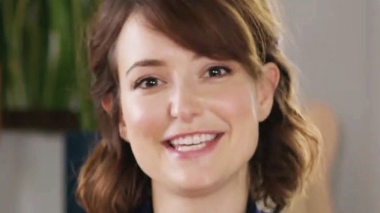 Lily AT&T smiling