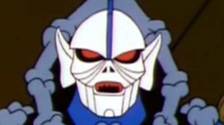 '80s Hordak showing red teeth