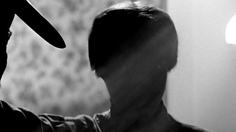 Norman Bates shower scene